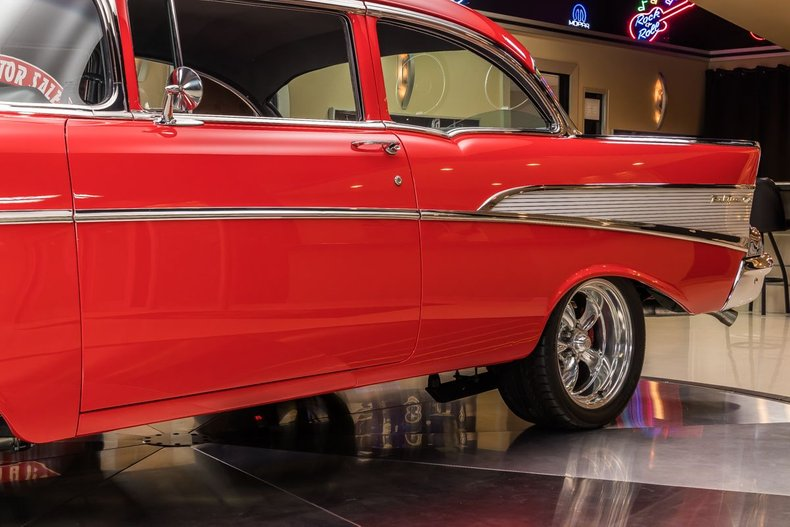 1957 Chevrolet Bel Air 47
