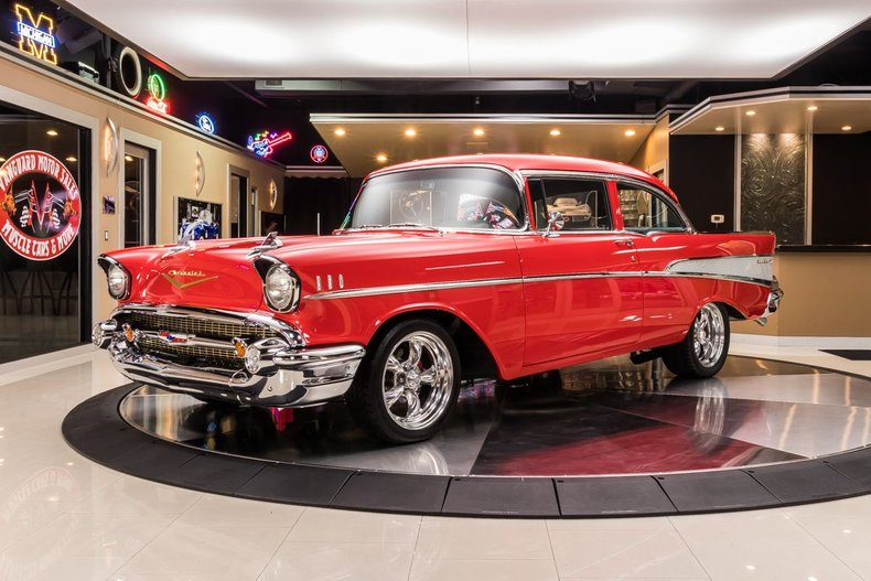 1957 Chevrolet Bel Air 108