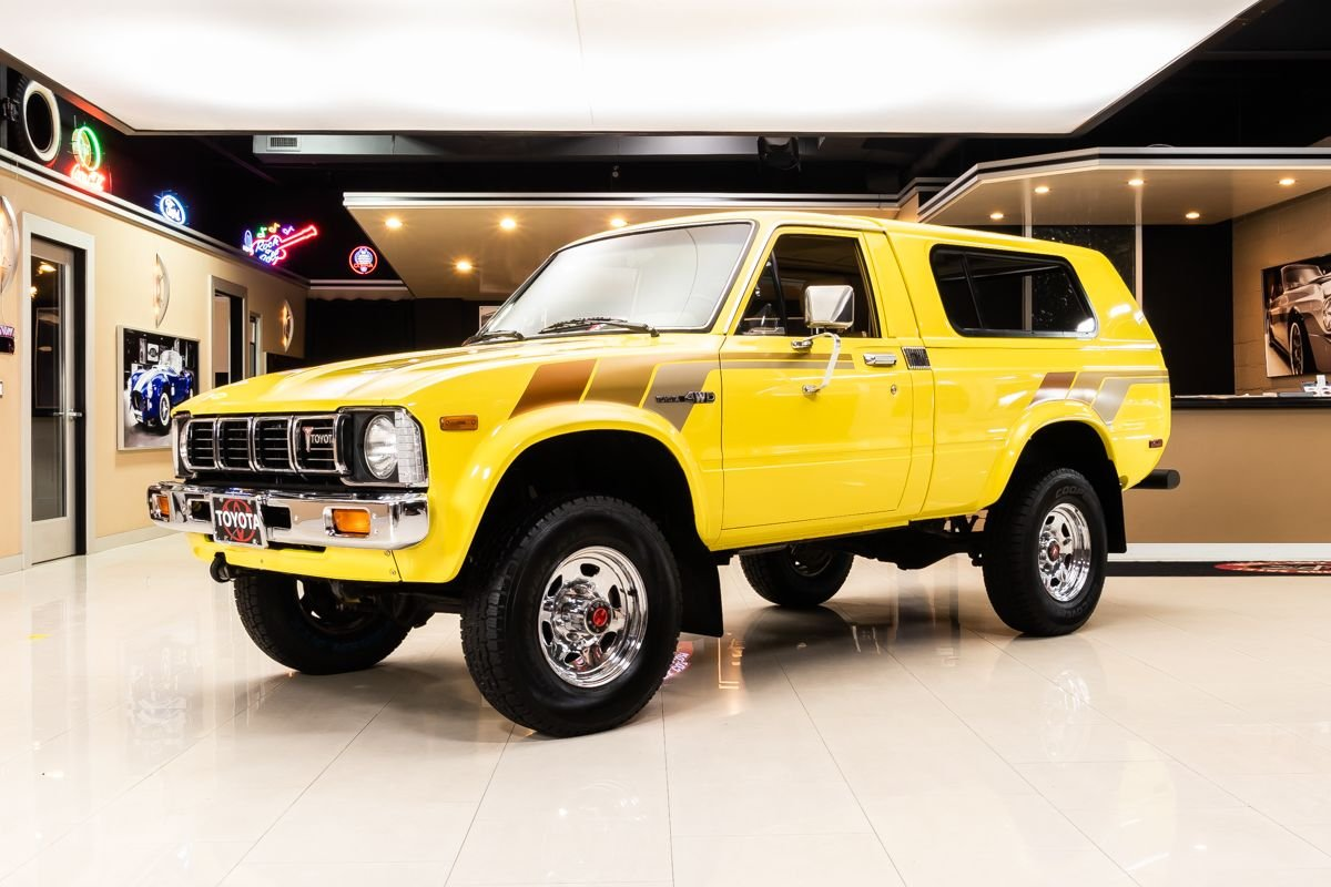 For Sale 1981 Toyota Trekker