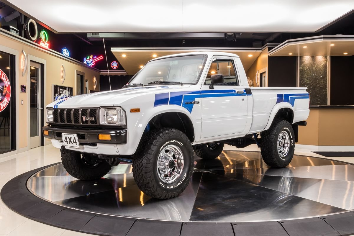 For Sale 1982 Toyota Pickup