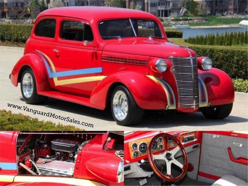 For Sale 1938 Chevrolet Sedan