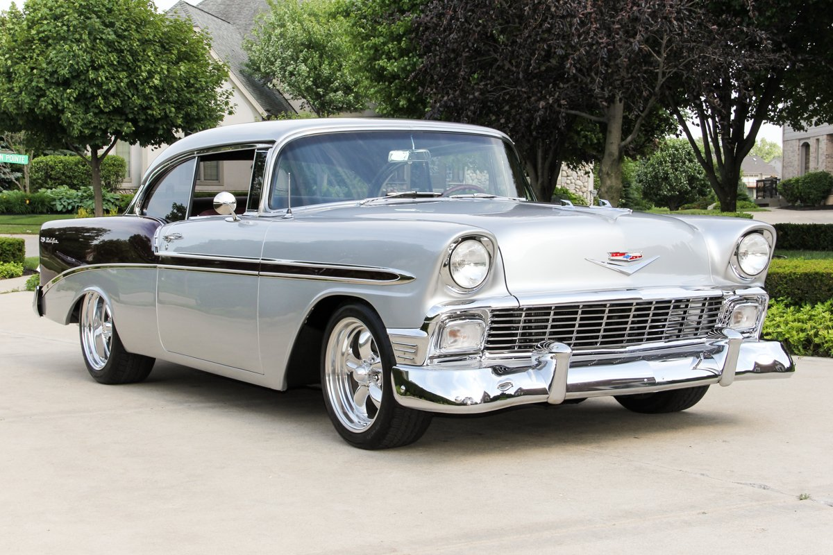 1956 Chevrolet Bel Air | Classic Cars for Sale Michigan