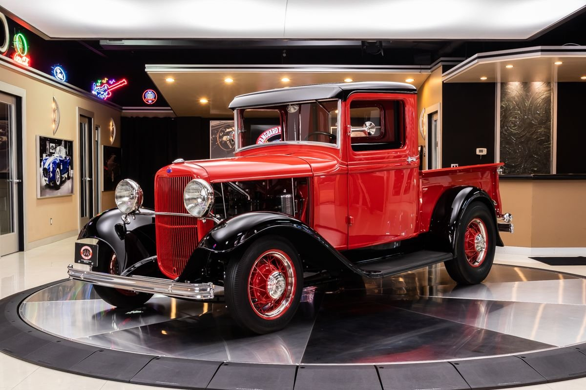 For Sale 1932 Ford Pickup