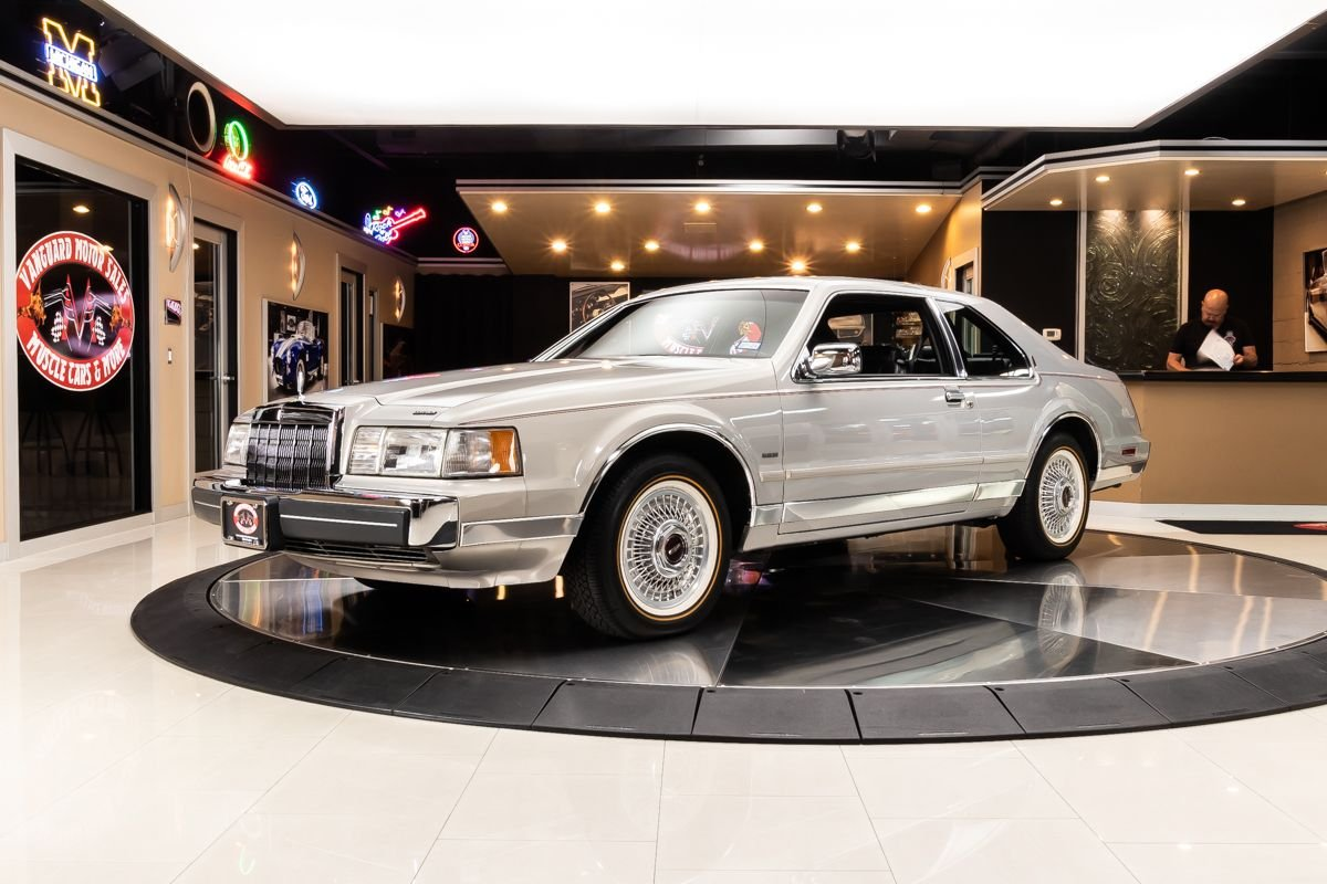 For Sale 1990 Lincoln Mark VII