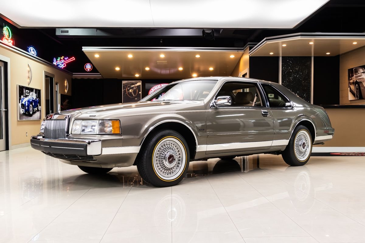 For Sale 1987 Lincoln Mark VII