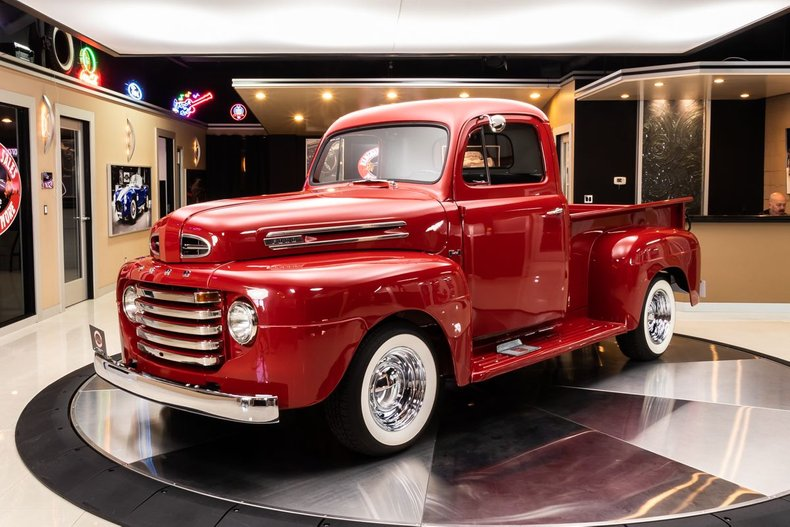 1950 Ford Pickup For Sale