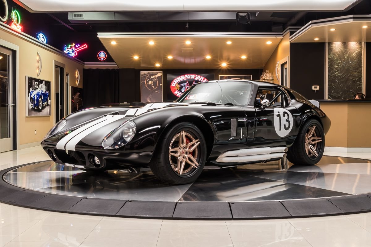 For Sale 1965 Shelby Daytona Coupe
