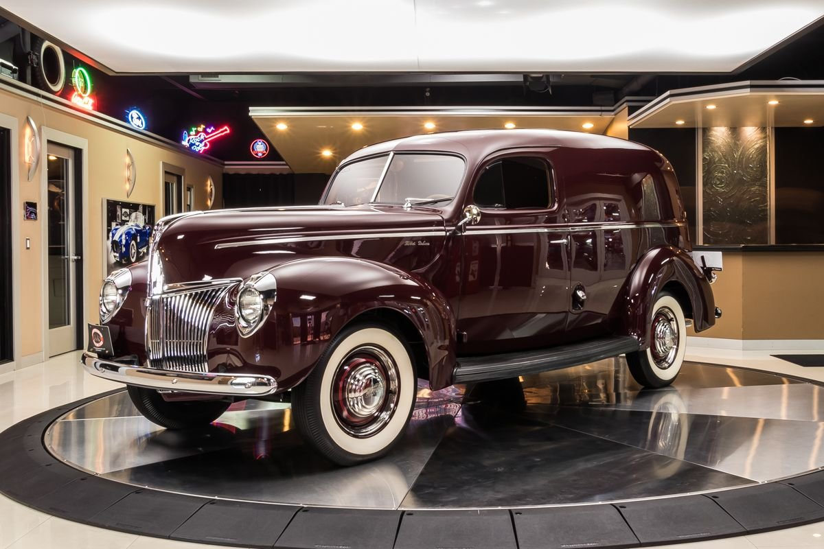 For Sale 1941 Ford Sedan Delivery