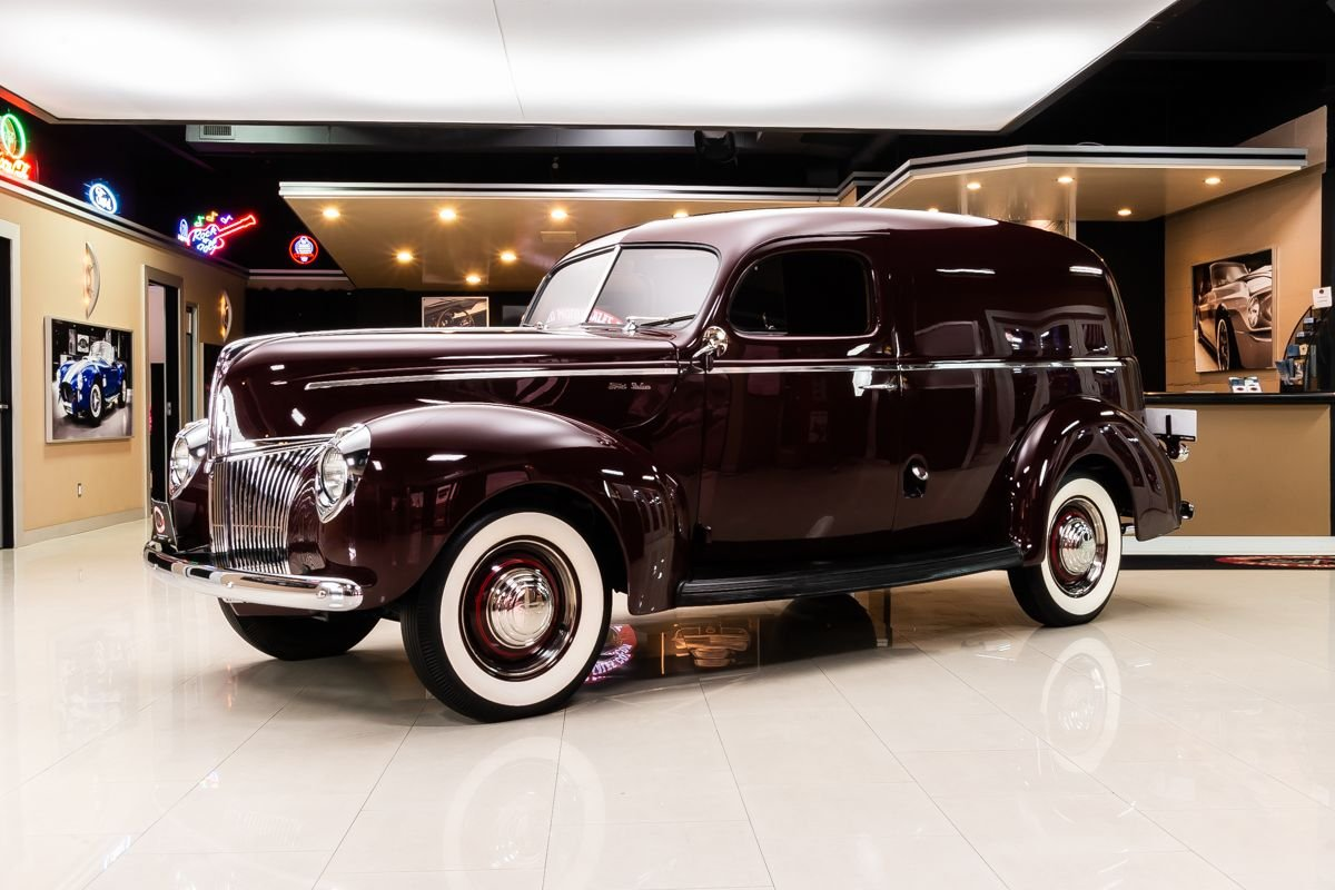 1941 ford sedan delivery