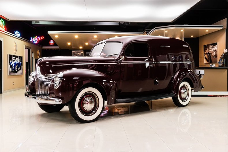 1941 Ford Sedan Delivery For Sale