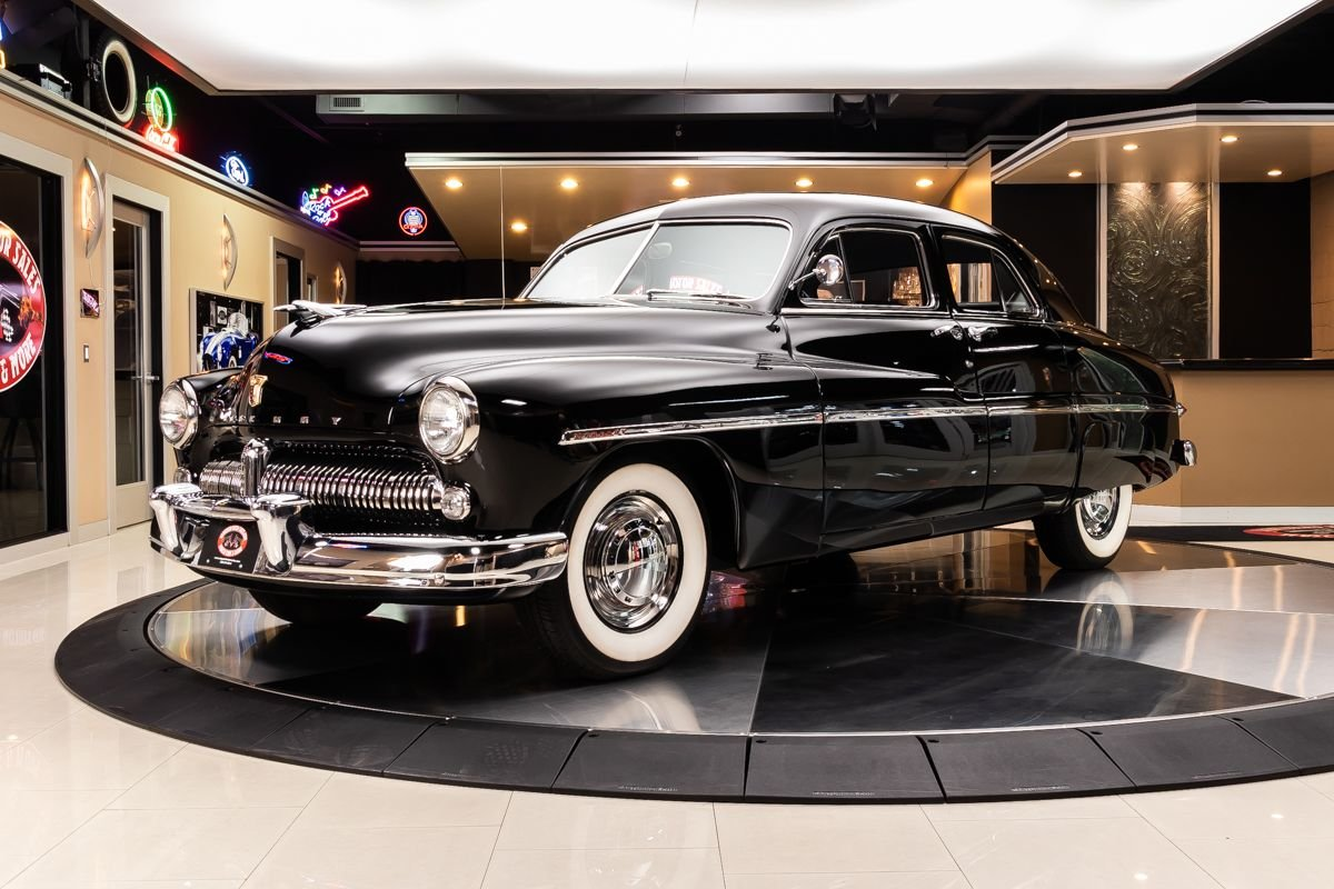 For Sale 1949 Mercury Eight