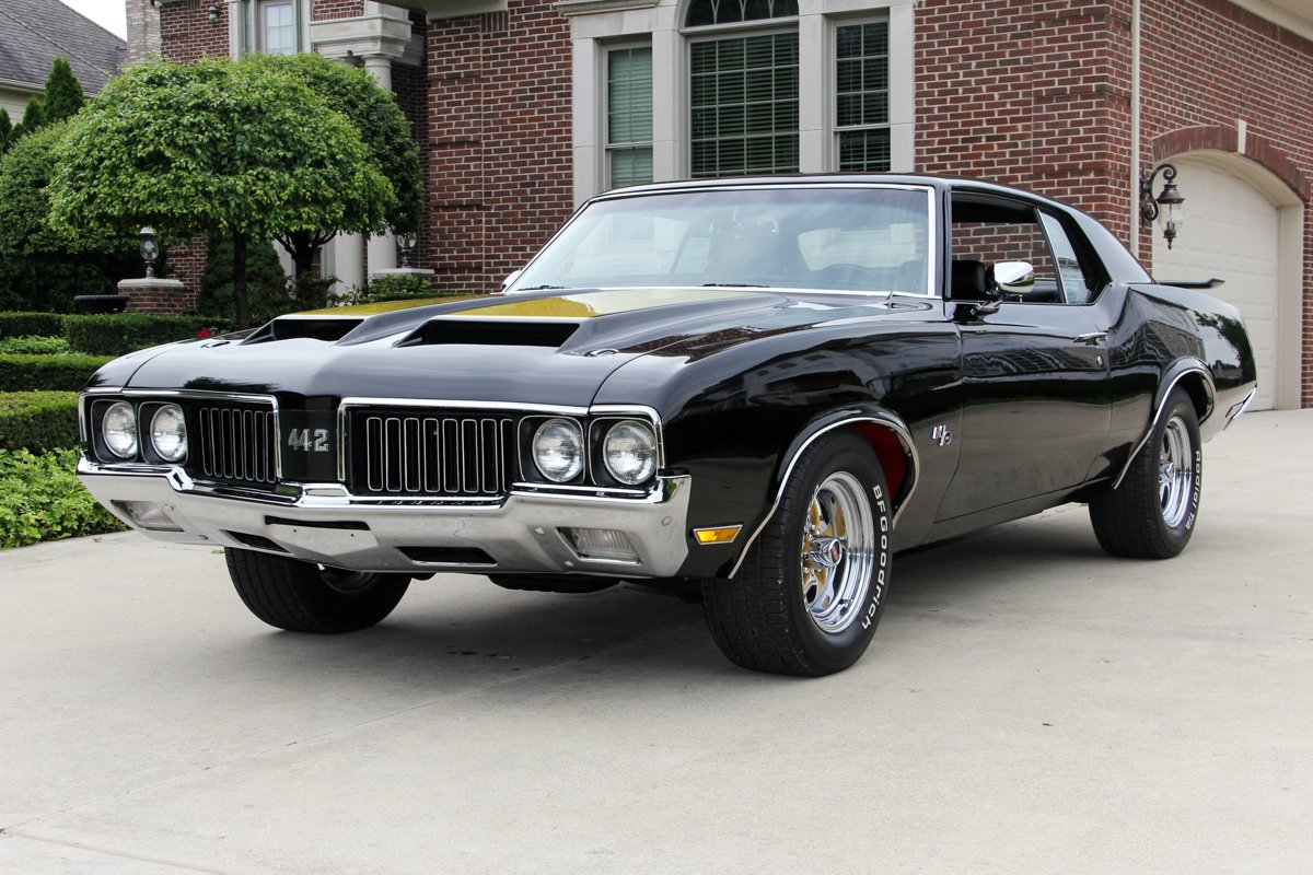 1970 oldsmobile 442 hurst tribute