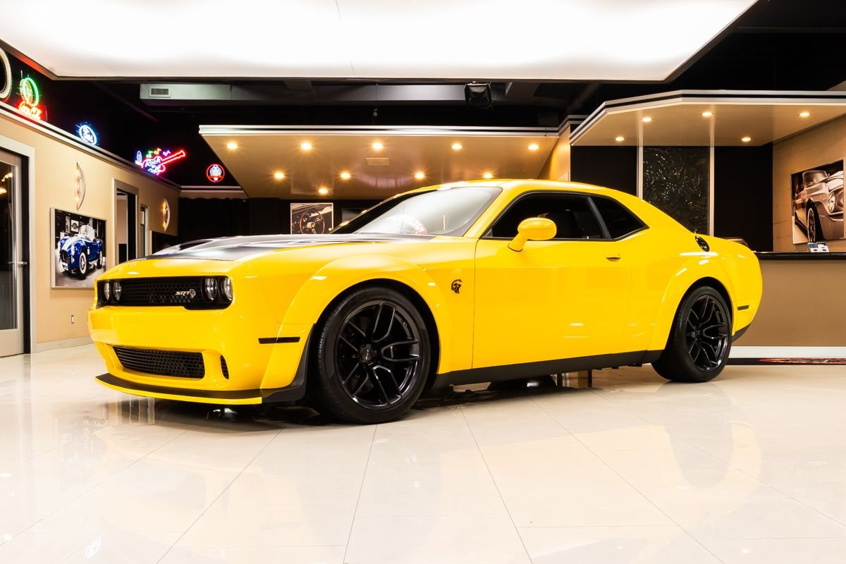 For Sale 2018 Dodge Challenger