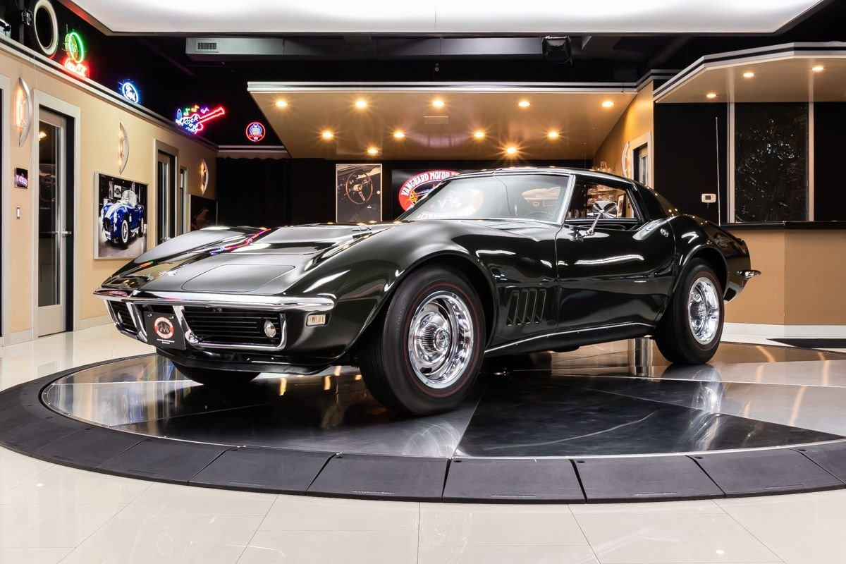 For Sale 1968 Chevrolet Corvette