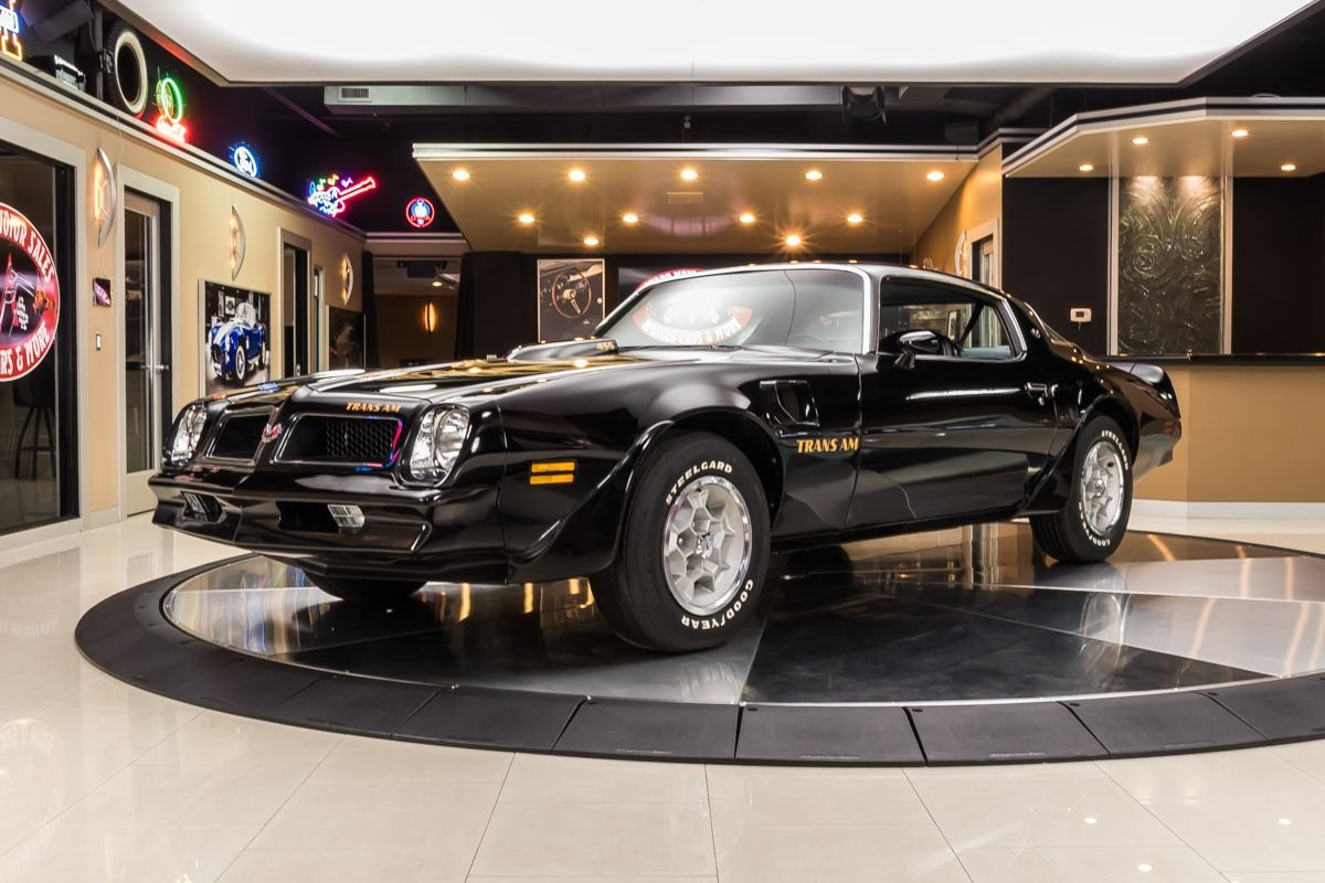 1976 pontiac trans am survivor