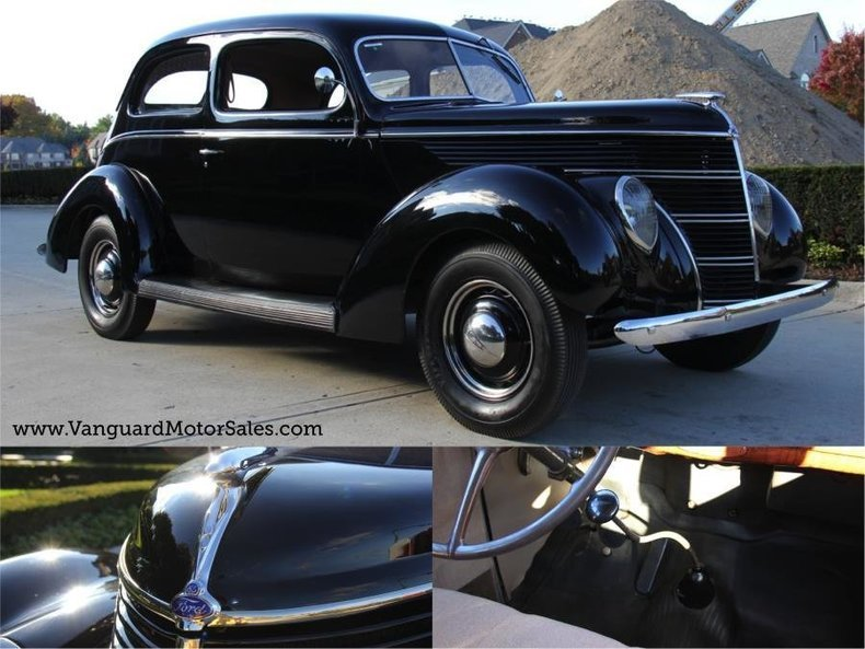 For Sale 1938 Ford Sedan