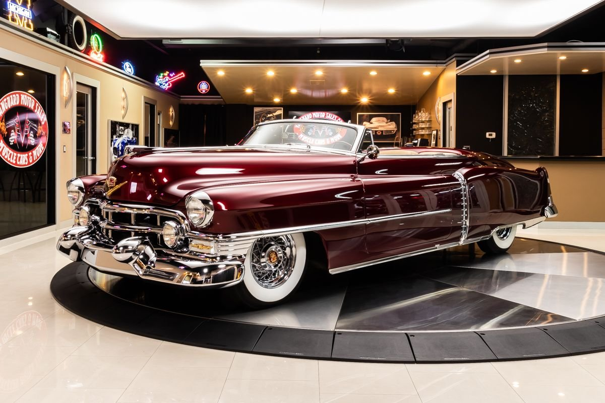 For Sale 1952 Cadillac Series 62
