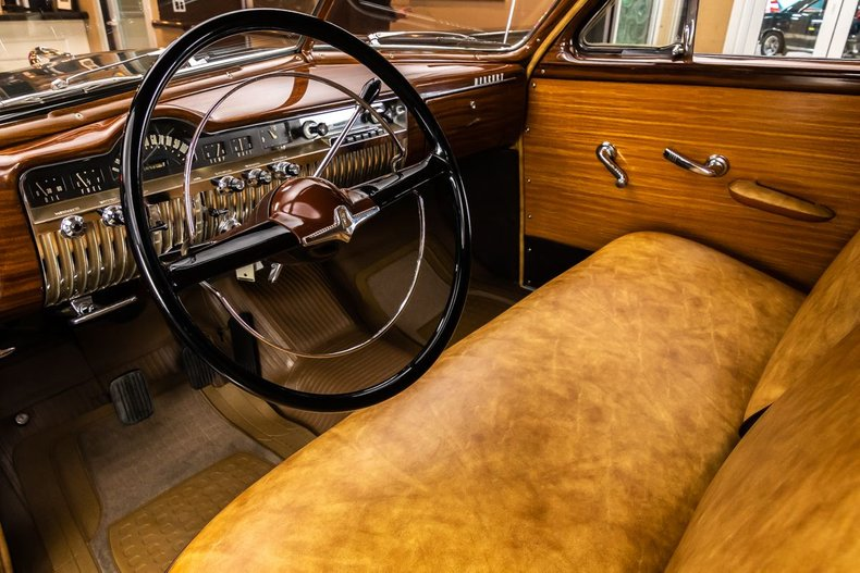 1950 Mercury Woody Wagon 23