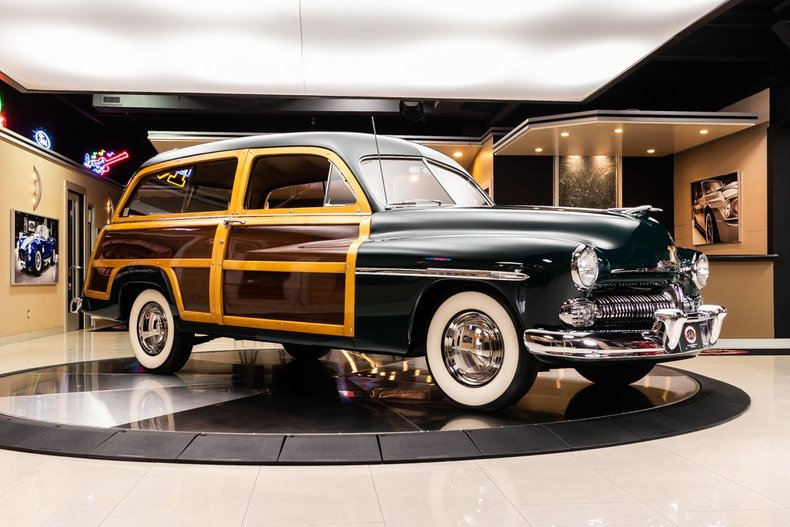 1950 Mercury Woody Wagon 28