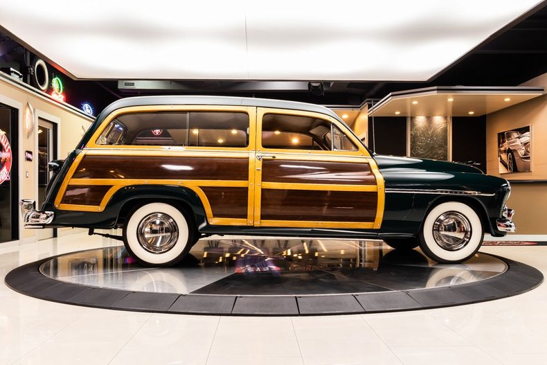 1950 Mercury Woody Wagon 30