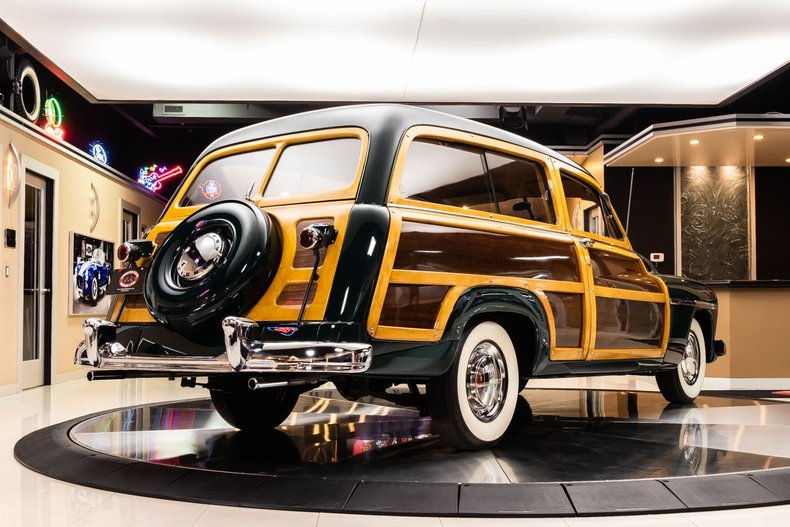 1950 Mercury Woody Wagon 31