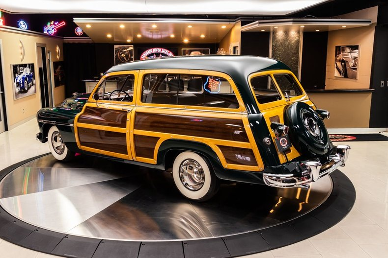 1950 Mercury Woody Wagon 36