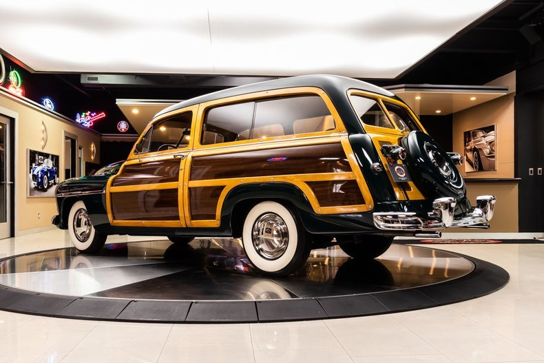 1950 Mercury Woody Wagon 35