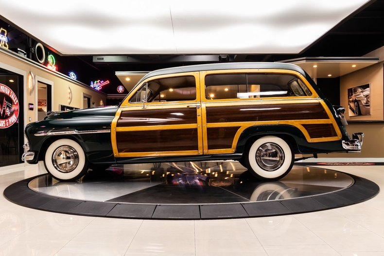 1950 Mercury Woody Wagon 37