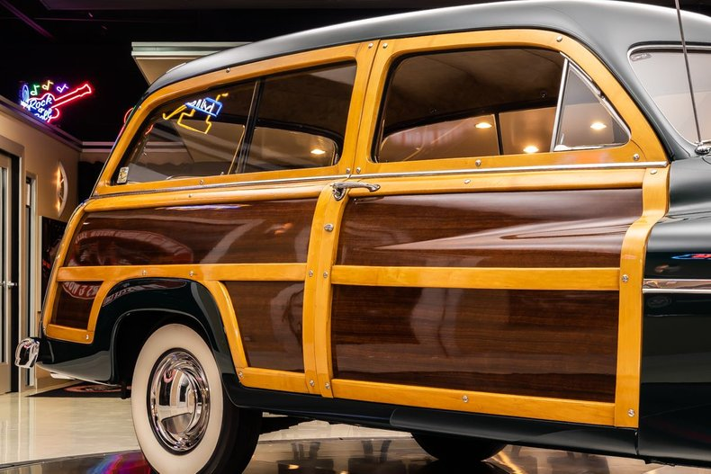 1950 Mercury Woody Wagon 40