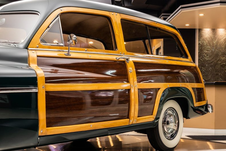 1950 Mercury Woody Wagon 48