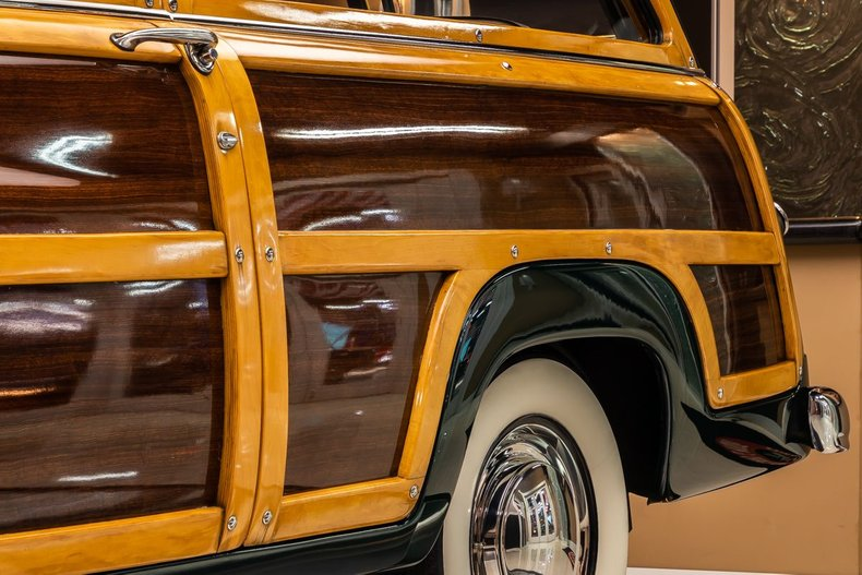 1950 Mercury Woody Wagon 49