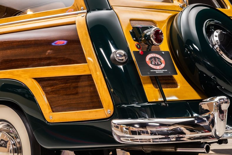 1950 Mercury Woody Wagon 52