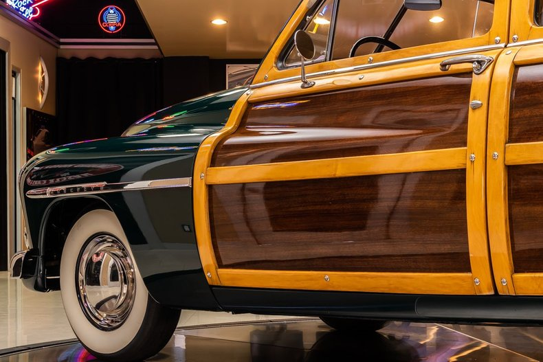 1950 Mercury Woody Wagon 53
