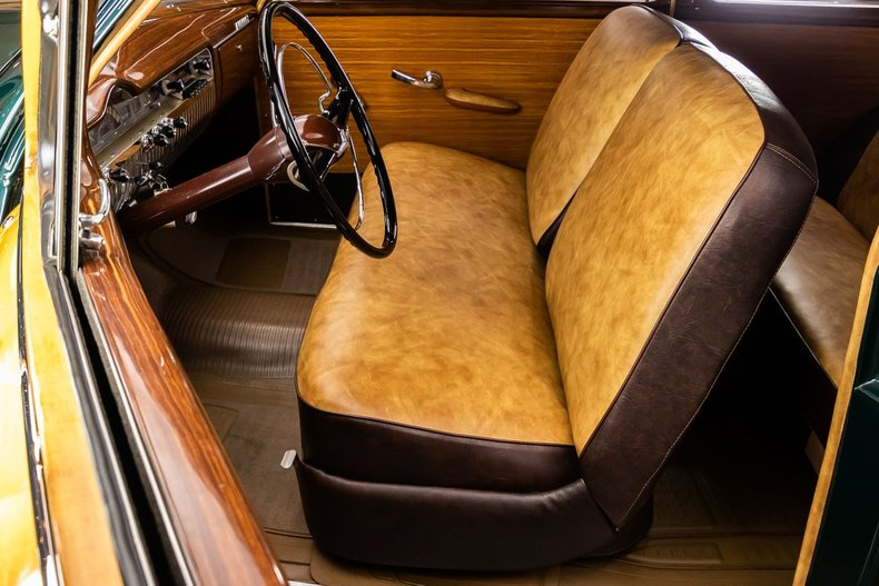 1950 Mercury Woody Wagon 74