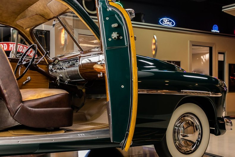1950 Mercury Woody Wagon 81