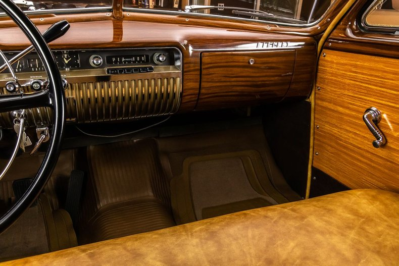 1950 Mercury Woody Wagon 91