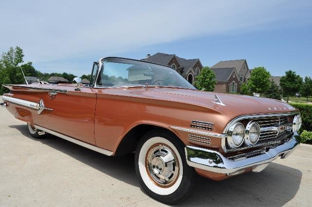 1960 chevrolet impala watch video
