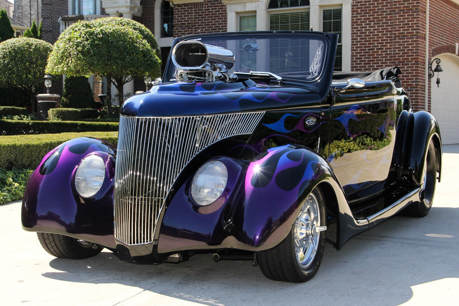 For Sale 1936 Ford Cabriolet