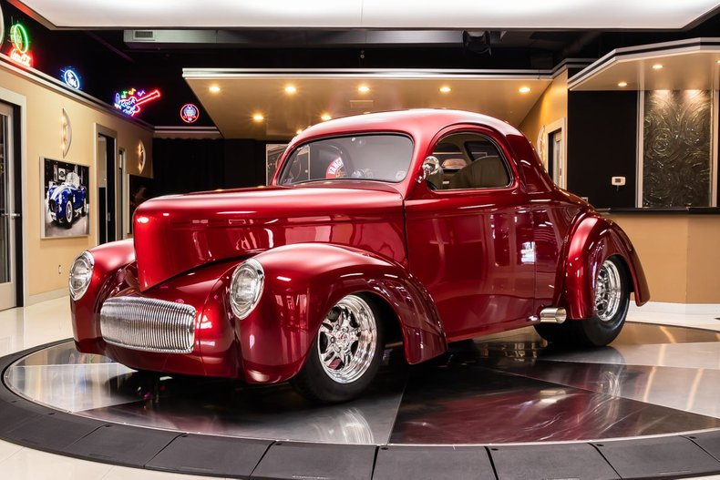 1941 Willys Coupe 1
