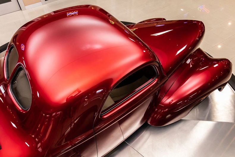 1941 Willys Coupe 45