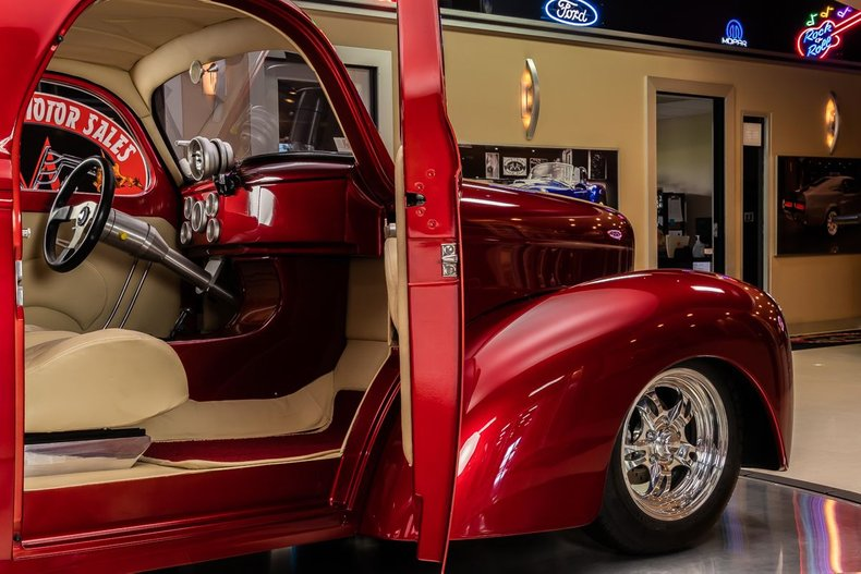 1941 Willys Coupe 63