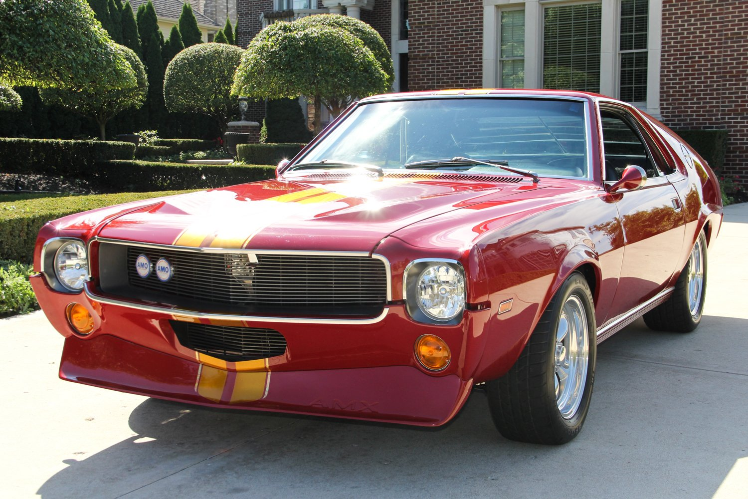 For Sale 1969 AMC AMX