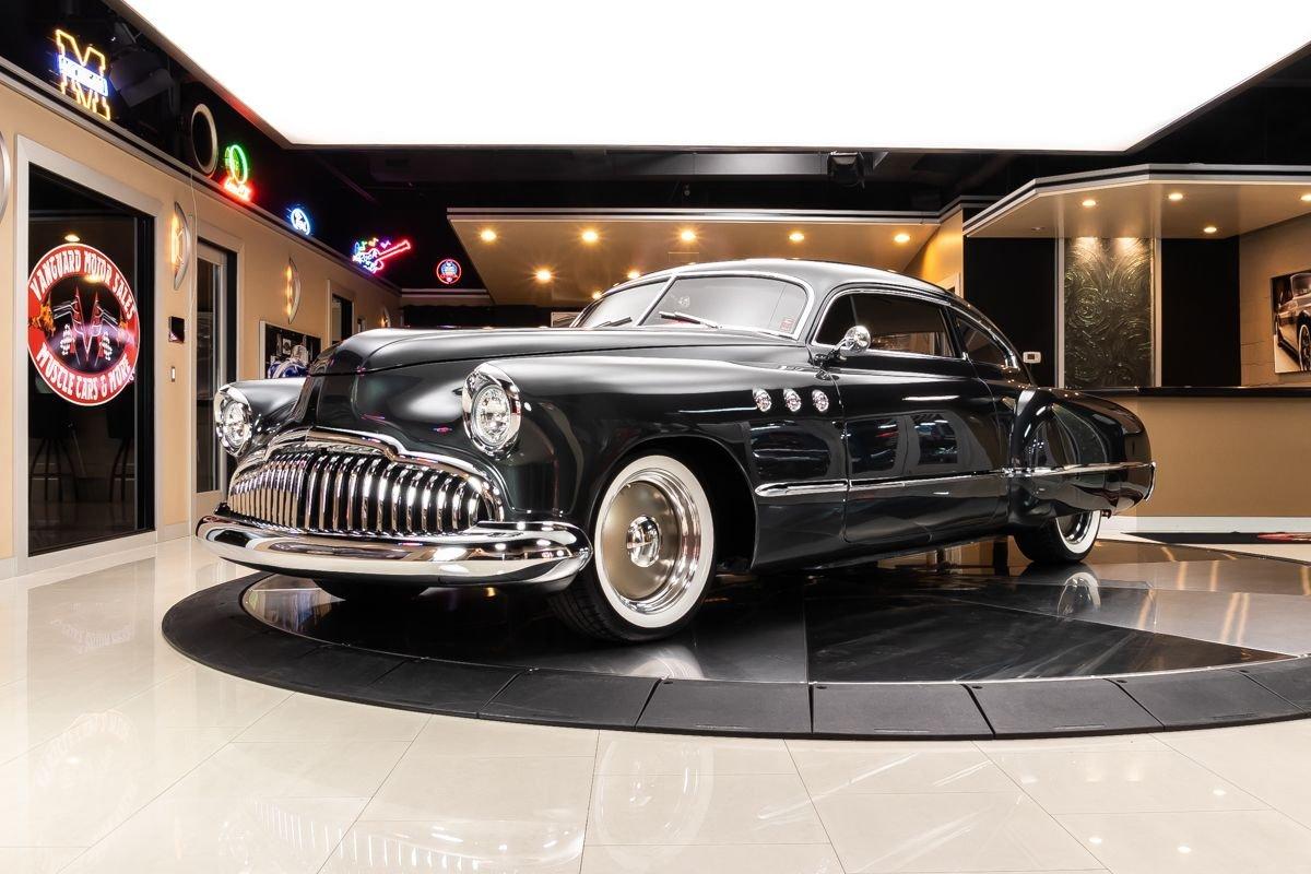 1949 buick coupe custom