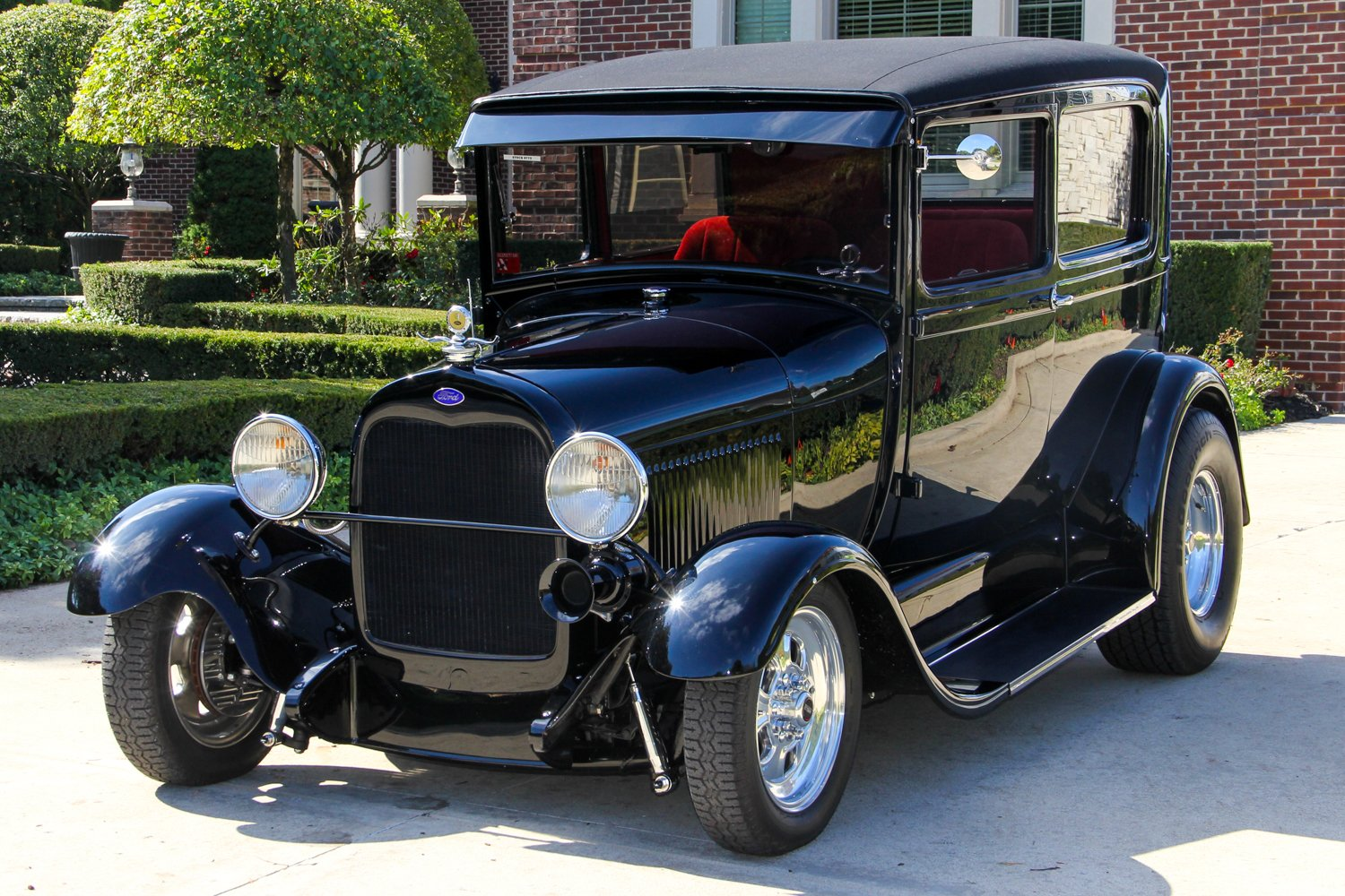 1928 ford model a street rod