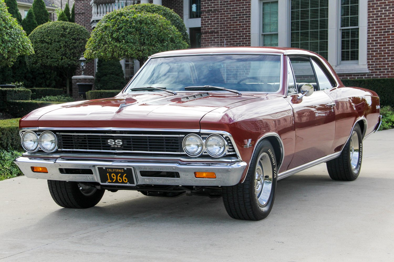 1966 Chevrolet Chevelle | Classic Cars for Sale Michigan