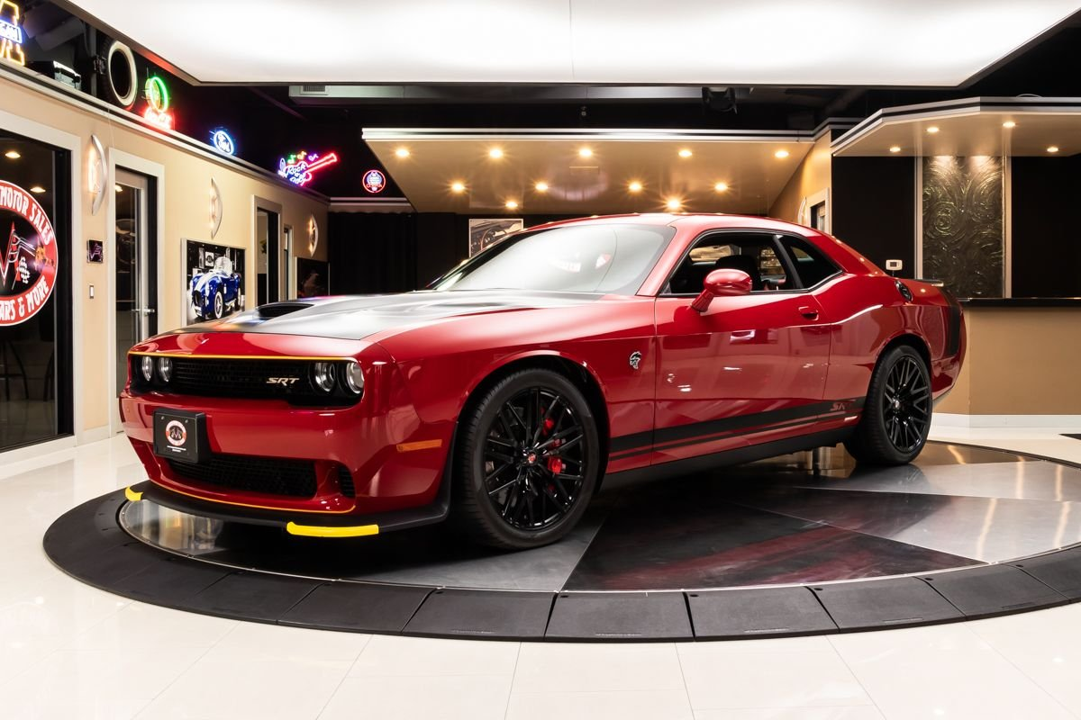 For Sale 2016 Dodge Challenger Hellcat