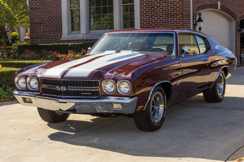1970 chevrolet chevelle ss 454 ls5