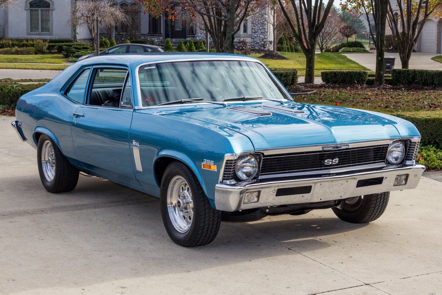 1971 Chevrolet Nova | Classic Cars for Sale Michigan: Muscle