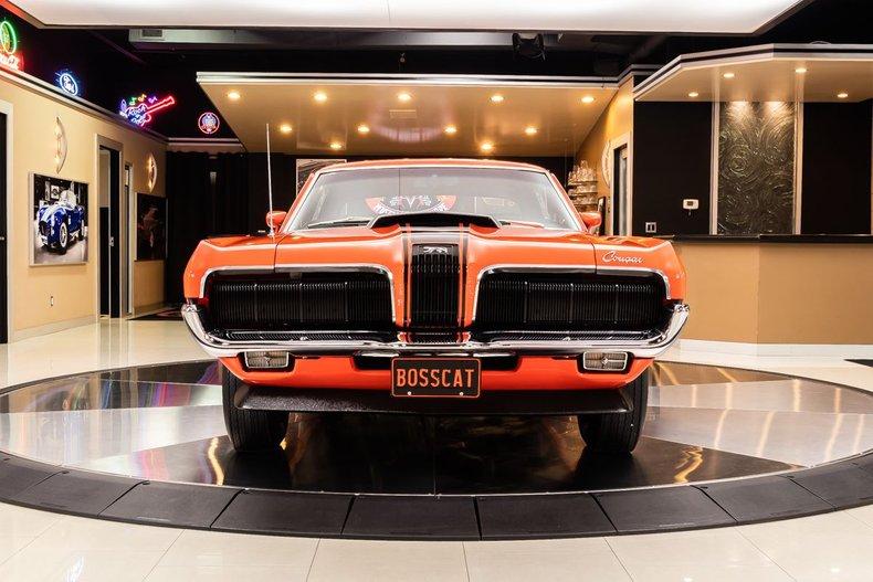 1970 Mercury Cougar 8