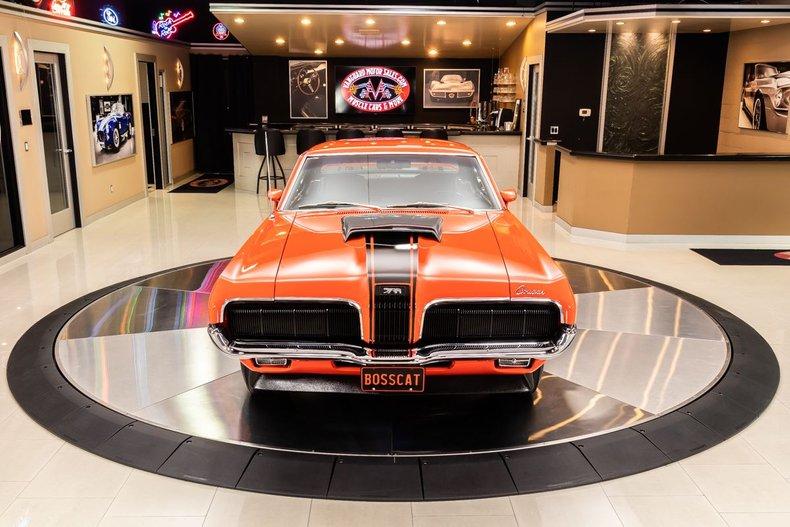 1970 Mercury Cougar 9